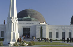 Griffith Observatory Royalty Free Stock Photography
