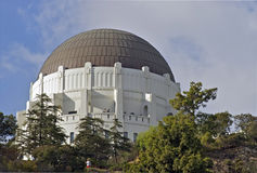 Griffith Observatory Royalty Free Stock Photo