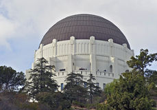 Griffith Observatory Stock Image