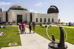 Griffith Observatory imagens de stock