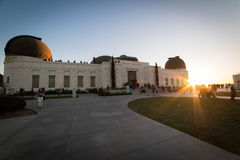 Griffith Observatory Immagine Stock