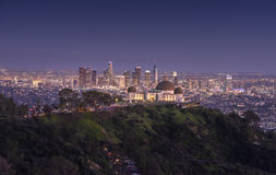 Griffith Observatory arkivfoto