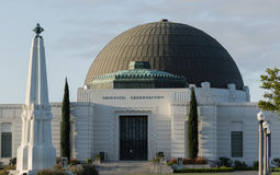 Griffith Observatory photos libres de droits