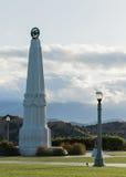 Griffith Observatory royaltyfria bilder