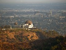 Griffith Observatory Hollywood Stock Photos