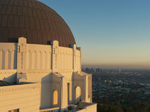 Griffith Observatory in Los Angeles Stock Images