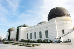 Griffith Observatory Stock Photo