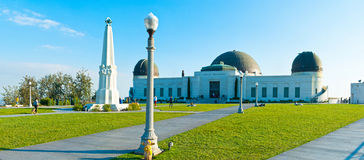 Griffith Observatory Stock Photography