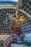 Griffith Observatory Telescope. 12-inch Zeiss telescope at the The Griffith observatory in Los Angeles stock photography