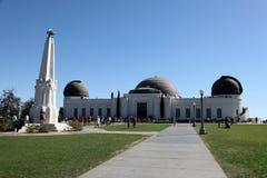 Griffith obserwatorium Zdjęcie Royalty Free