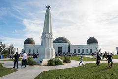 Griffith Park Observatory Royalty Free Stock Photo