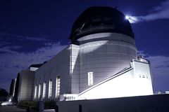 Griffith Park and Observatory Stock Photography
