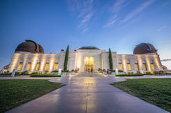 Griffith park observatory,Los Angeles Royalty Free Stock Photography