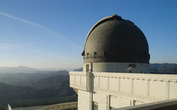Griffith Park Observatory in Los Angeles, USA Royalty Free Stock Image