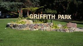 Griffith Park - Santa Monica Stock Images