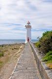 The Griffiths Island Lighthouse (Australia). The Griffiths Island Lighthouse, Australia stock images
