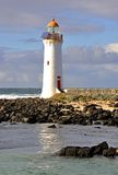 Griffiths Island Lighthouse, Victoria, Australia Stock Photo