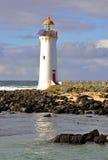 Griffiths Island Lighthouse, Victoria, Australia Stock Photo