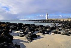 Griffiths Island Lighthouse, Victoria, Australia Royalty Free Stock Photos