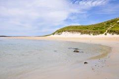 Griffiths Island in Port Fairy, Australia Stock Photography