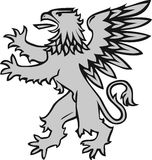Griffon Stock Photo