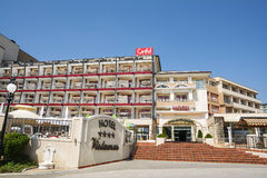 Grifid - Vistamar Hotel, Golden Sands Beach, Bulgaria Royalty Free Stock Photography