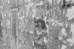 Grifo de agua viejo Imagen de archivo libre de regalías