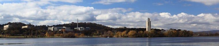 Grifo de Burley del lago y carillón nacional Imágenes de archivo libres de regalías