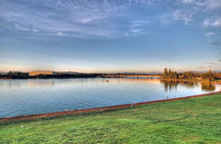 Grifo de Burley do lago Imagens de Stock Royalty Free