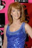 Grifo de Kathy en la alfombra roja imagen de archivo libre de regalías