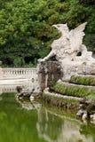 Grifo en Parc de la Ciutadella en Barcelona Foto de archivo libre de regalías