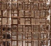 Griglia arrugginita del metallo come fondo Struttura Fotografia Stock