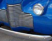 Griglia classica dell'automobile Fotografie Stock