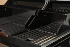 Griglia del BBQ che cucina superficie Fotografia Stock