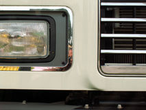 Griglia del camion Fotografia Stock Libera da Diritti