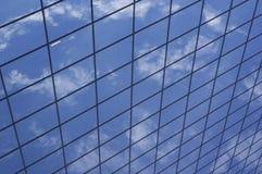 Griglia del cielo fotografia stock libera da diritti