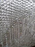 Griglia del ghiaccio Immagine Stock