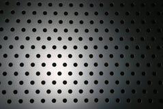 Griglia del metallo Fotografia Stock