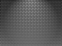 Griglia del metallo del fondo Fotografia Stock Libera da Diritti
