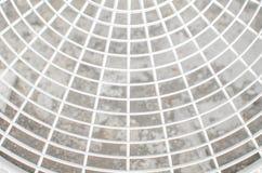 Griglia dell'aria del condensatore di CA fotografia stock