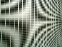 Griglia di aria del metallo Fotografia Stock