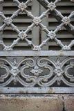 Griglia di finestra a Tolosa Fotografie Stock