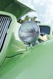 Griglia di Hotrod fotografie stock libere da diritti