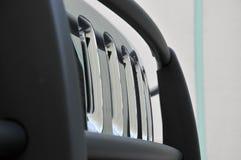 Griglia fronta del Hummer H3 Fotografia Stock Libera da Diritti