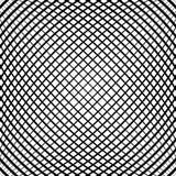 Griglia, modello della maglia con leggero effetto convesso Abst quadrato di formato illustrazione di stock