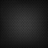 Griglia nera opaca della maglia fotografie stock libere da diritti