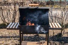 Grigliare del BBQ Immagine Stock Libera da Diritti
