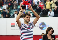 Grigor Dimitrov Royalty Free Stock Photography