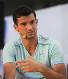 Grigor Dimitrov Royalty Free Stock Images