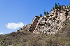 Grigorevsky gorge Stock Photo
